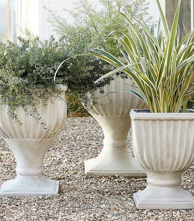 tuscan style planters