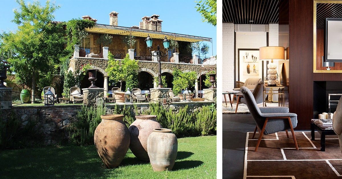 This Tuscan Inspired Home And Garden Will Make All Your Italian Dreams Come True