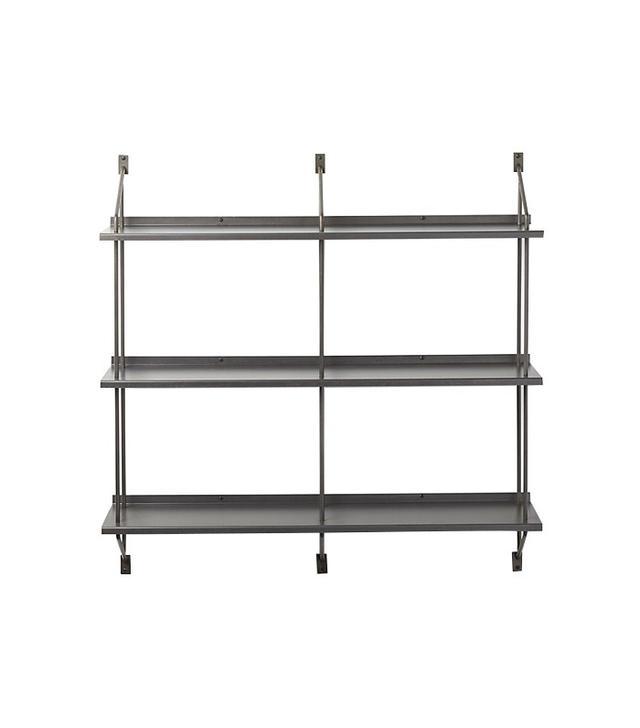 CB2 Stretch Modular Wall Shelf