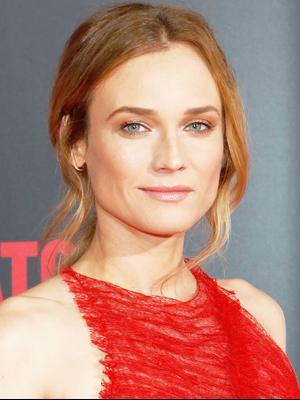 Diane Kruger's European Skincare Routine, Revealed