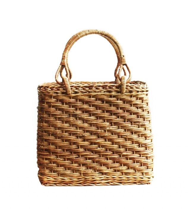 Envelope Online Shop Trapezoid Basket Bag