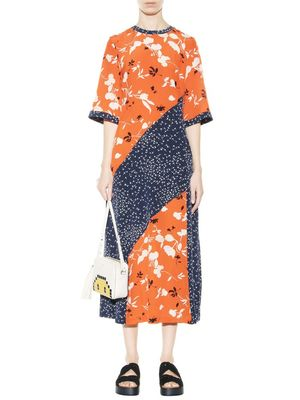 Love, Want, Need: The Most Directional Floral Dress