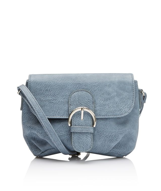 Sportsgirl Sara Buckle Detail Bag