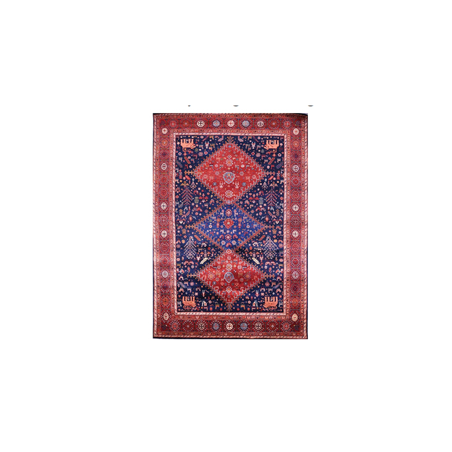 Trendy Rugs Hand Knotted Navy Akdagmadeni Rug