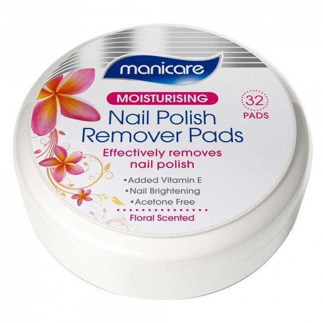 Manicare Nail Polish Remover pads