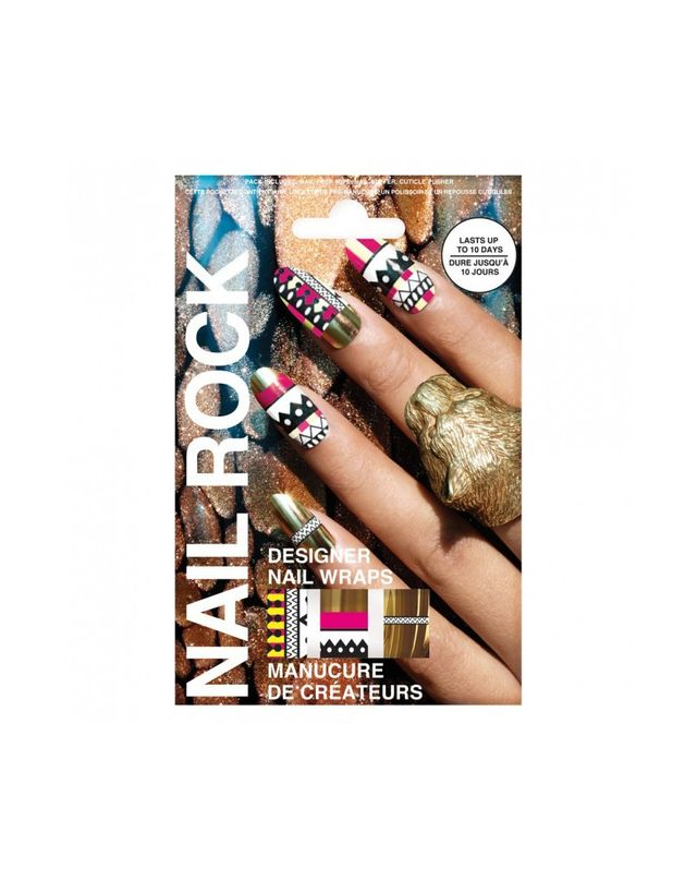 Rock Beauty Nail Wraps