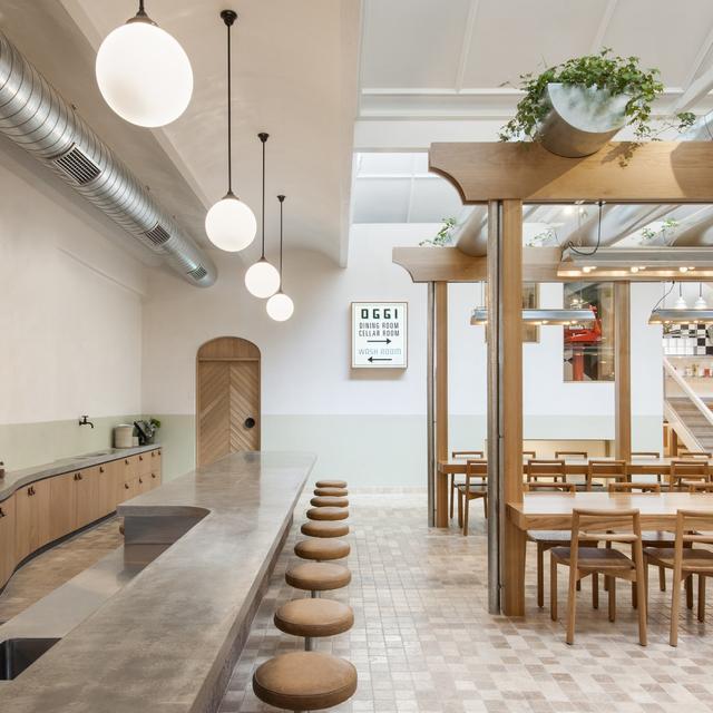 This Retro-Inspired Italian Restaurant is Adelaide's Latest Hotspot