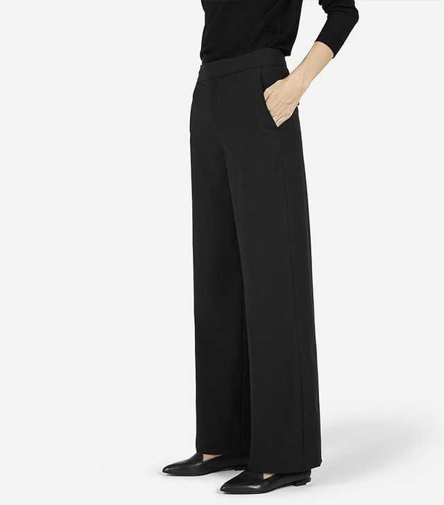 Everlane The Slouchy Wide Leg Pants