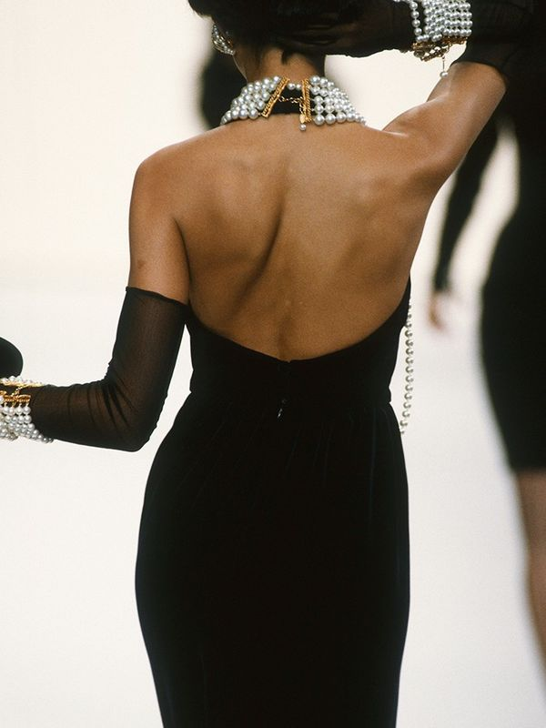 Chanel Dream #6: The LBD