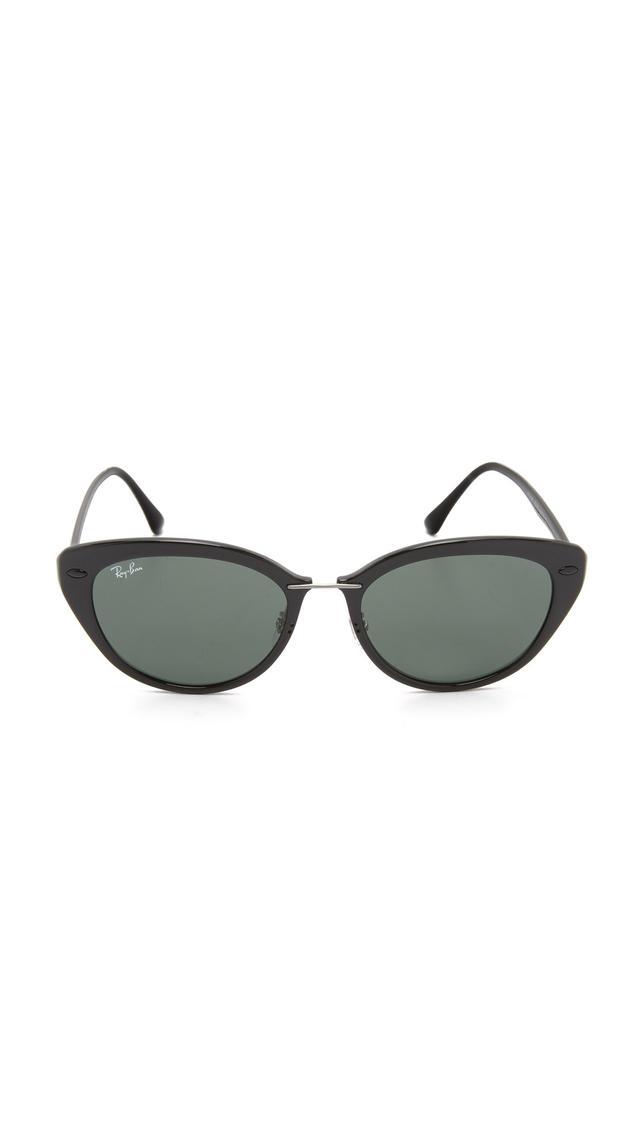 Ray-Ban Cat Eye Light Ray Sunglasses
