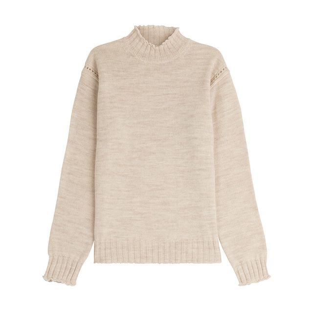 Alex Chung for AG Jeans Scotland Wool Turtleneck Pullover