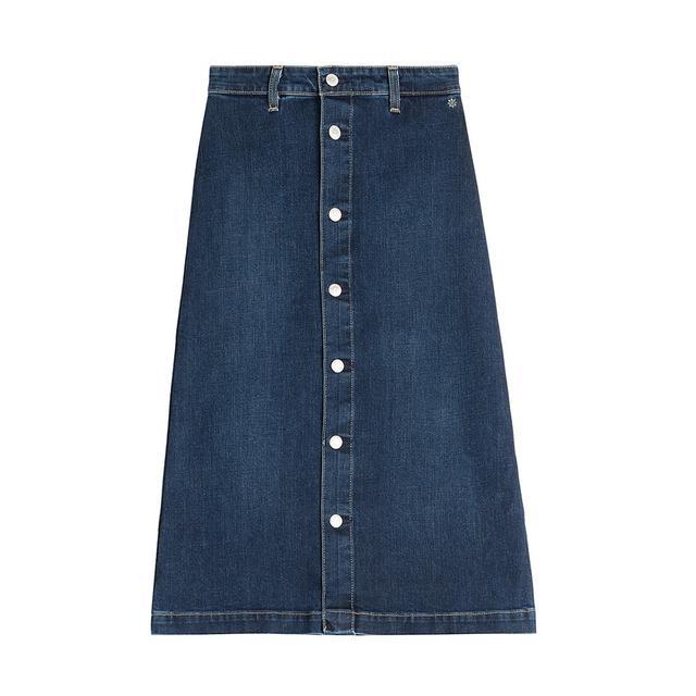 Alexa Chung for AG Jeans Cool Denim Skirt