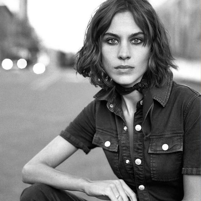 Alexa Chung Is Ridiculously Lovable in This New Fashion Film
