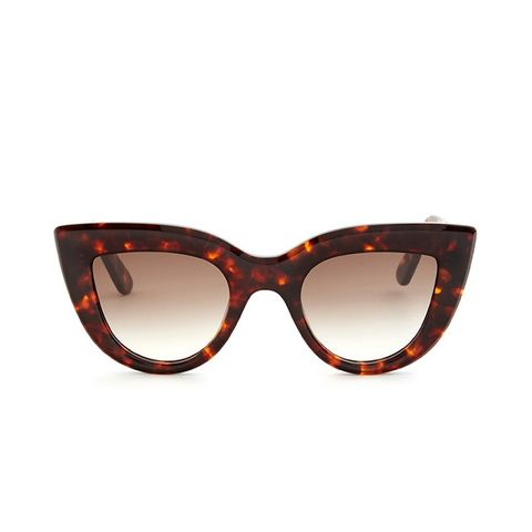 Quixote Cat-Eye Sunglasses