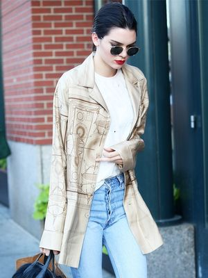 Prediction: Kendall Jenner Will Wear This Top Everywhere This Fall