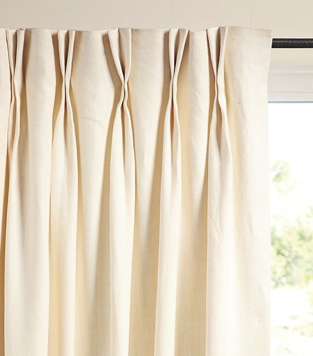 Serena & Lily Palmer Linen Window Panel
