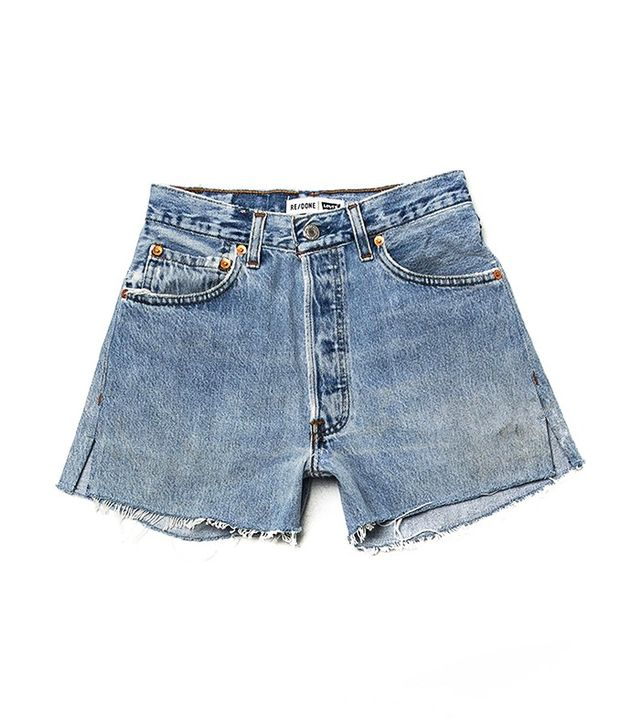 Re/Done | Levi's The High Rise Shorts No. 23HRS134868