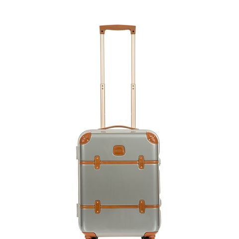 Bellagio Metallo Carry-On Spinner Trunk