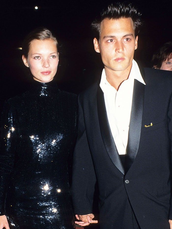 You Need To See The Dress Johnny Depp Gave Kate Moss When