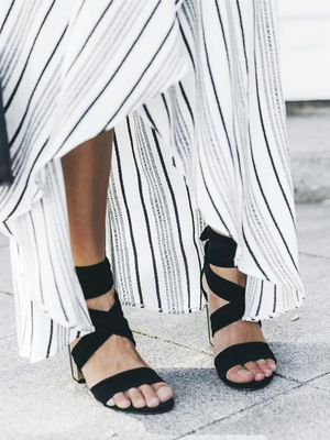 The #1 Sandal Mistake, According to a Doctor