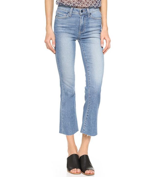 Paige Denim Colette Crop Jeans