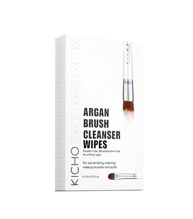 Kicho Argan Bursh Cleanser Wipes