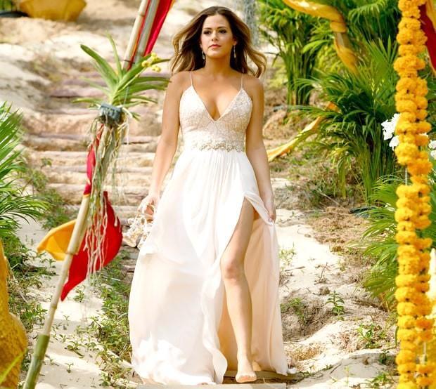 Jojo Fletcher Wedding Dress
