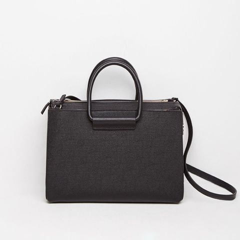 Classic 5 Top Handle Satchel