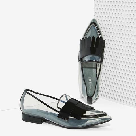 Belan-Kilt Clear Loafer