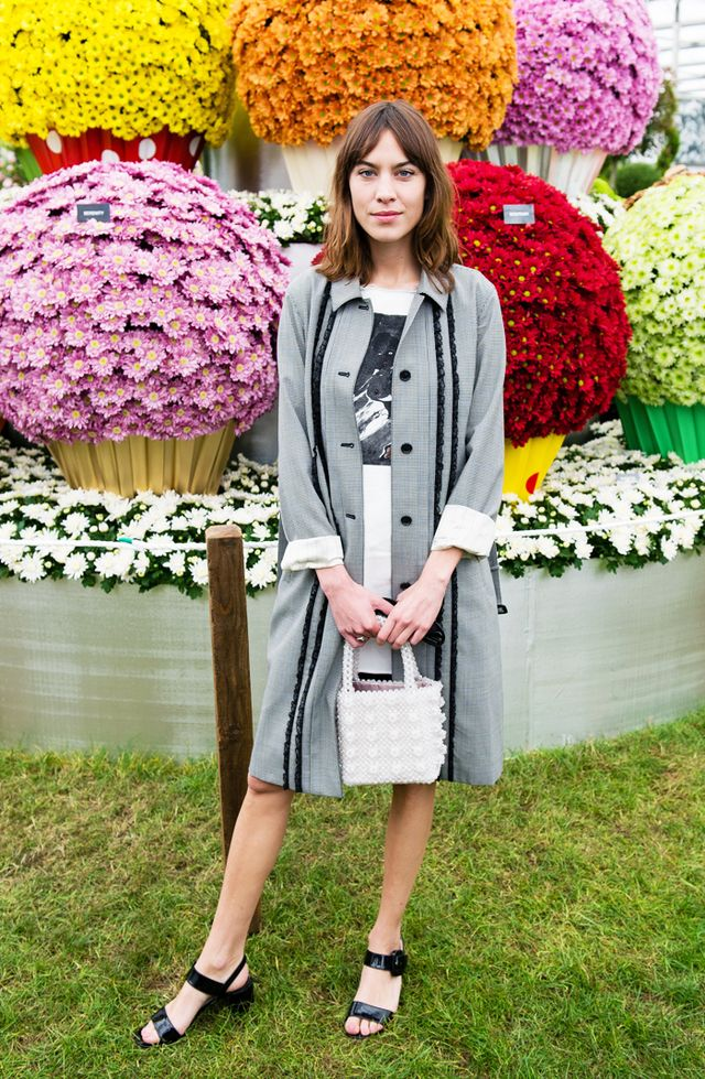 Alexa Chung summer outfit ideas