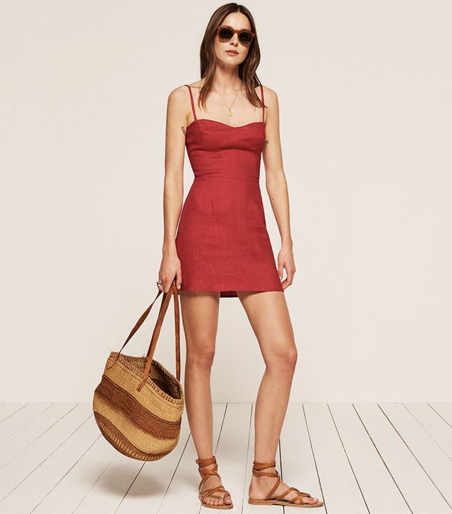 Reformation Audrey Dress