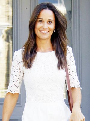 Pippa Middleton's Engagement Ring Is Not What You'd Expect