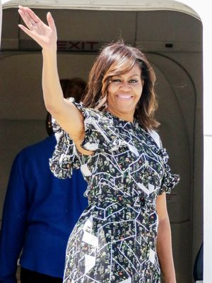 Michelle Obama's Beyoncé Impression Will Crack You Up