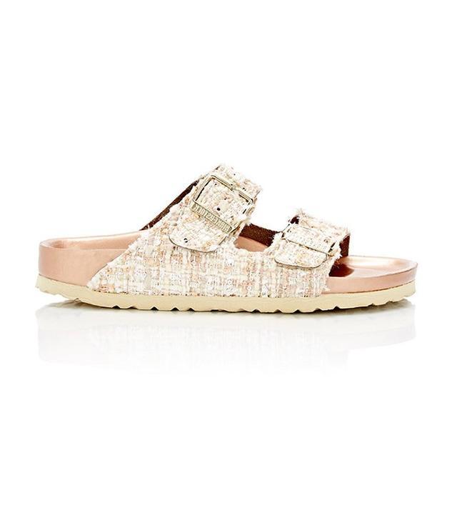 Birkenstock Tweed Arizona Sandals