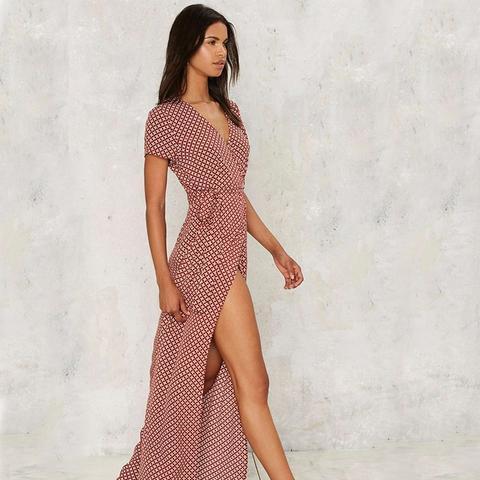 Topanga Wrap Dress