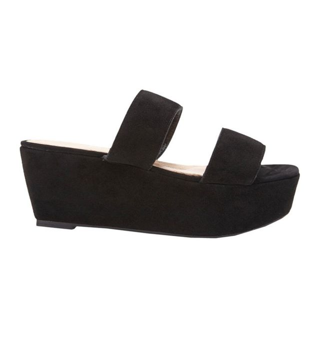 Robert Clergerie Frazzia Double-Band Platform Sandals