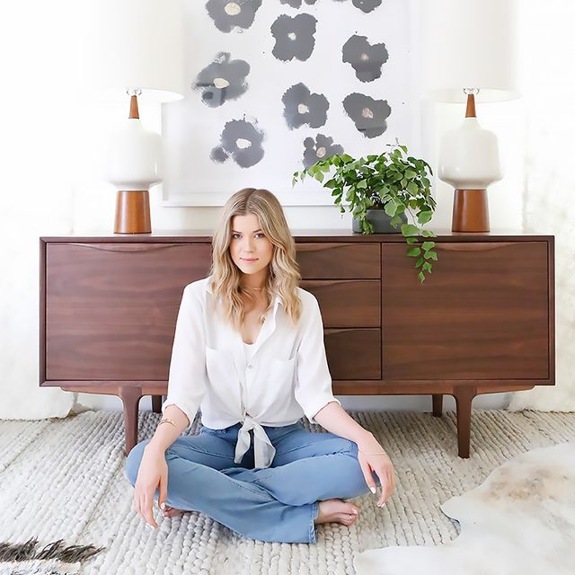 Inside a YouTube Star's Bright Bohemian Office