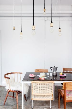The Dos and Don'ts of Mastering the Mismatched Dining Chair Trend