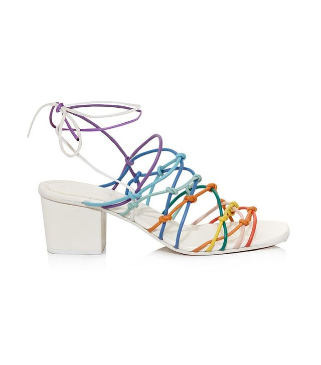Chloé Skinny Strap Sandals