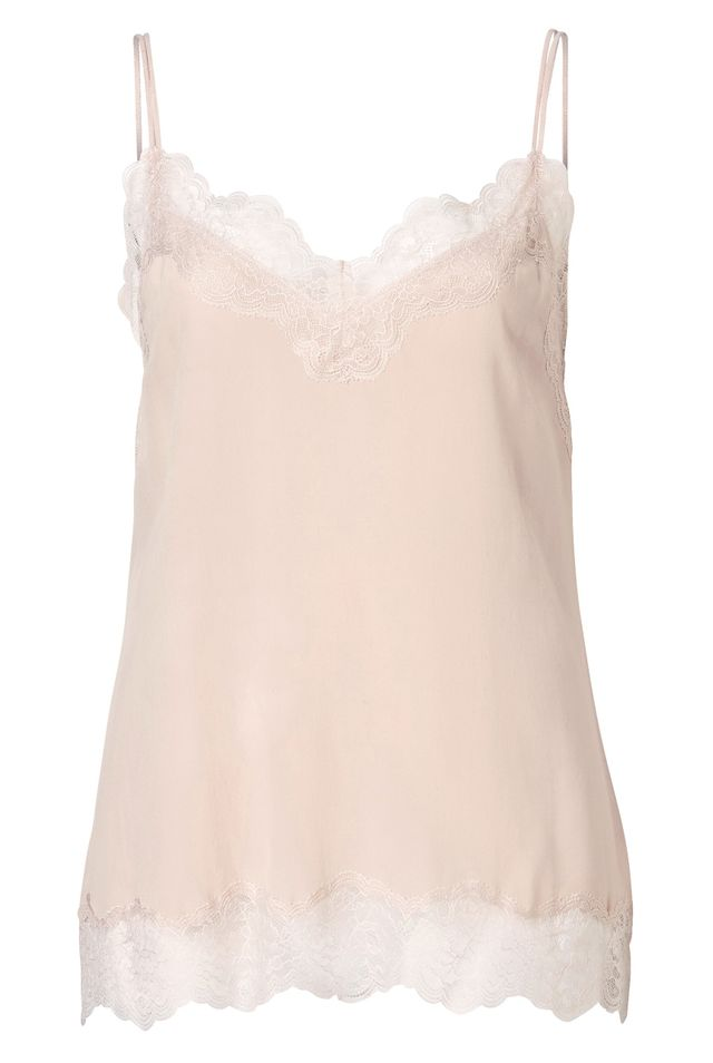 Witchery Lace Trim Cami