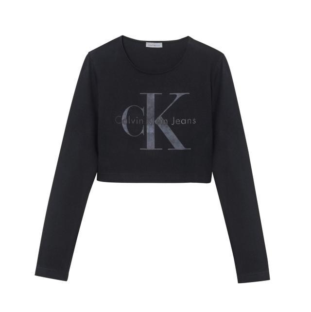 Calvin Klein Jeans Crop Top