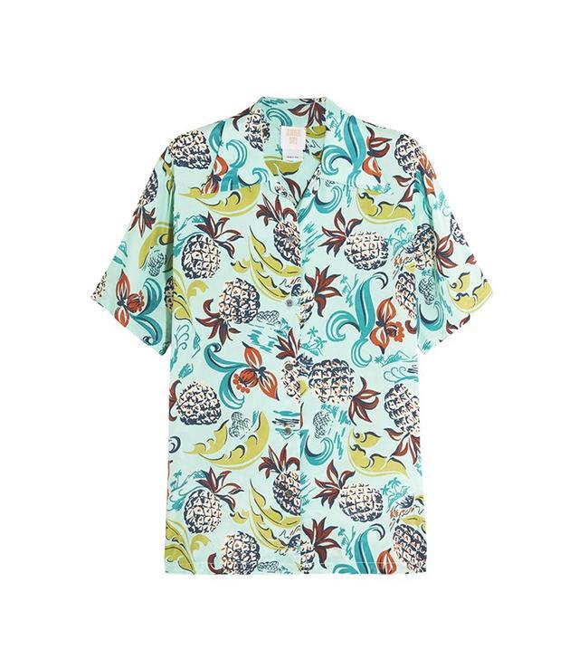 Anna Sui Printed Shirt