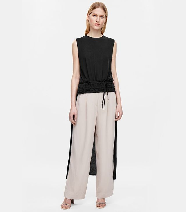 COS Ruched Top