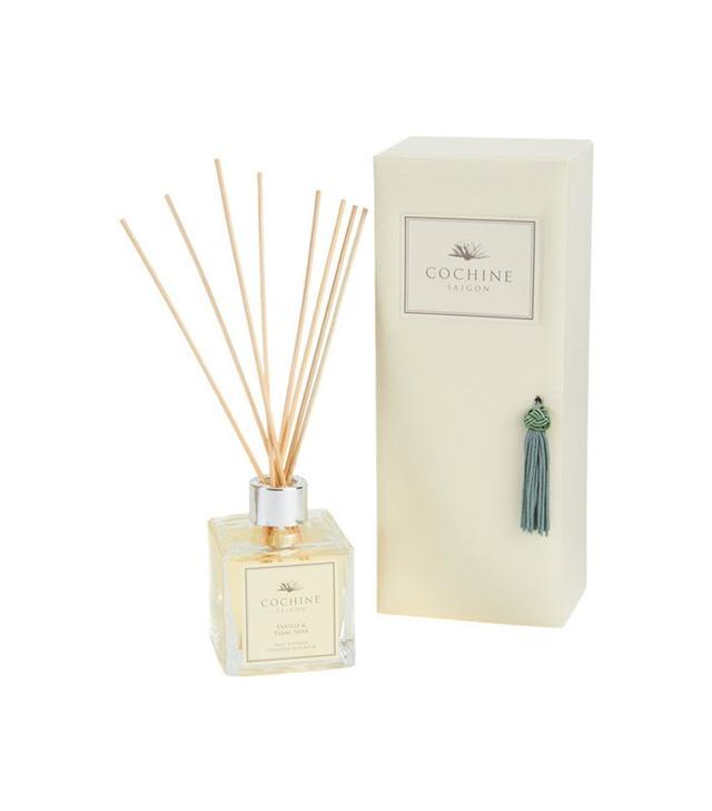 Cochine Vanilla & Tobacco Flower Reed Diffuser
