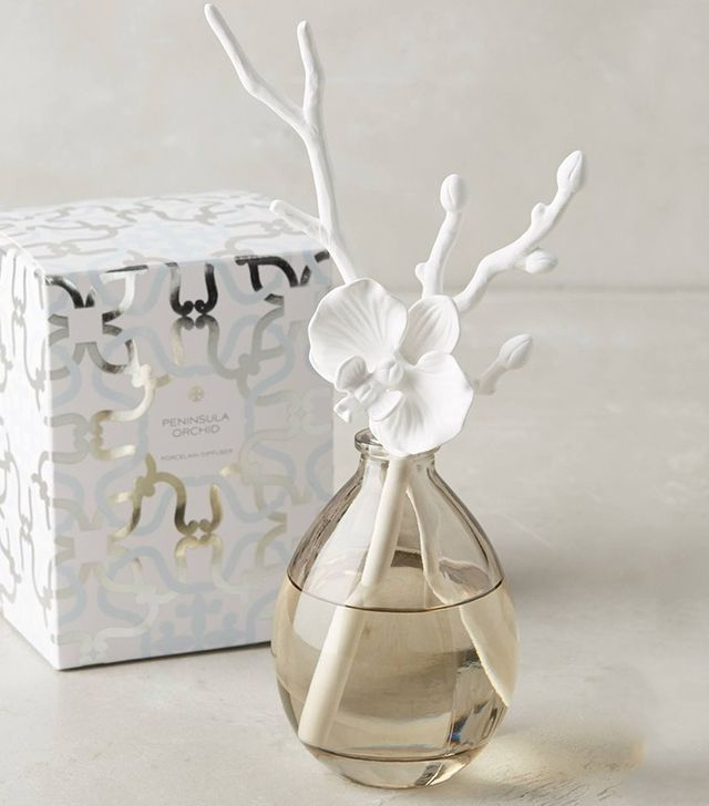 Anthropologie Butterfly Orchid Diffuser
