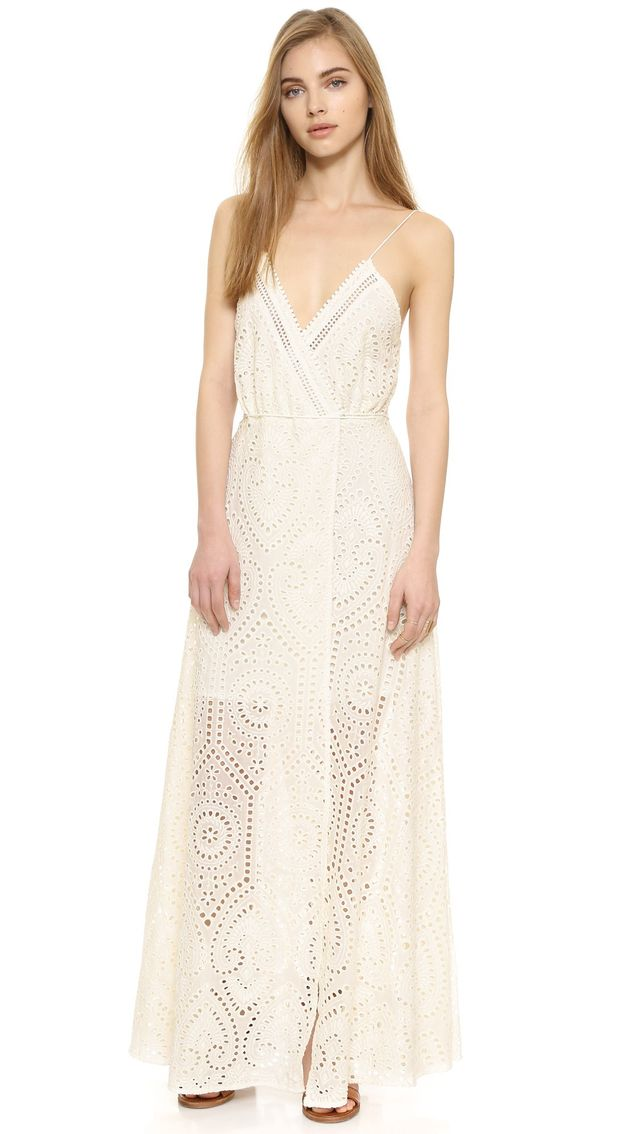The Jetset Diaries Santa Fe Maxi Dress