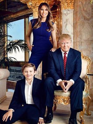 Peek Inside the House Where Donald Trump Grew Up