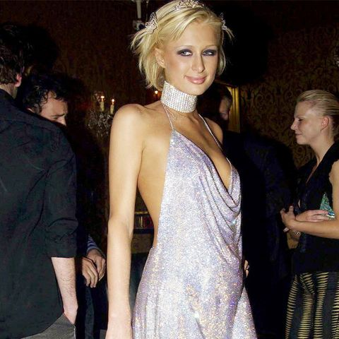 2000s fashion: paris hilton