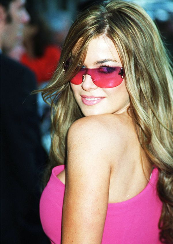 2000s fashion: Rose coloured glasses