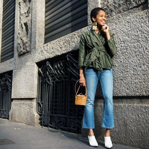 21 Awesome Outfit Ideas From Arguably the Coolest Girl in Fashion